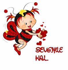 """Photo from album """"Valentine's Day / День святого Валентина"""" on Yandex. Halloween Imagem, Bee Clipart, Valentine's Day Printables, Clip Art, Digi Stamps, Cute Love, Happy Valentines Day, Cute Pictures, Drawings"""