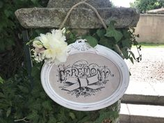 Created by Abigail WD Ceremony Signs, Wedding Styles, Wedding Venues, Stylists, Create, Outdoor Decor, Handmade, Wedding Reception Venues, Wedding Places