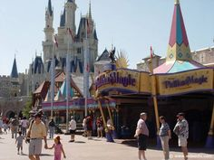 Planning your Days at Walt Disney World | The DIS Unplugged Disney Blog