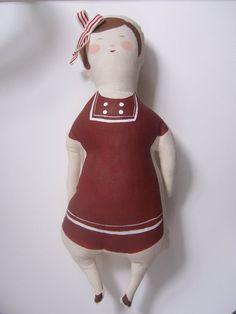 #Handmade #doll #lovely