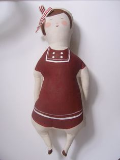 #Handmade #doll #lovely