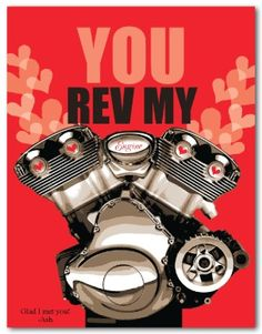 Funny Valentine card for car lover! Funny Valentine, Valentine Day Cards, Happy Valentines Day, Valentine Gifts, Car Lover Gifts, Guy Gifts, Cute Cars, Funny Cars, Boyfriend Gifts