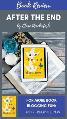 After the End by Clare Mackintosh was such a mixed bag for me. I adored the first half of the book. I thought it was brilliant and engaging; however, the second half of the book was a real head-scratcher. #bookreview