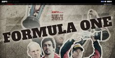 ESPN reviews the best of Formula One in 2013, using Shorthand.