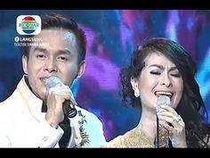 Frans feat Iis Dahlia - Cuma Kamu live @ Indonesian Dangdut Awards 2014