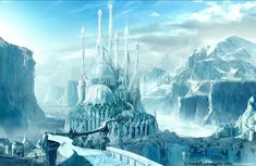 Icere -  Land of the Ice Fey  - See more at: http://exina-art.com/tag/valkyrie/#sthash.TyghbE24.dpuf