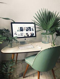 10 detalles que copiar para decorar tu oficina en casa