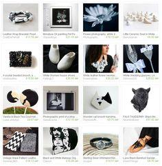 Minimalist black and white collection. #art #photography #blackandwhite #jewellery #homedeco https://www.etsy.com/treasury/Mzc3MTY5ODJ8MjcyMzk5NjUwNw/minimalist-white-and-black?ref=pr_treasury