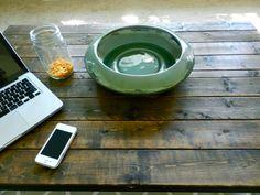 Rustic Farmhouse Coffee Table DIY