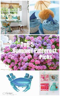 #Summer Pinterest Picks brightboldbeautiful.com