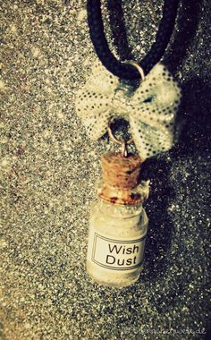 Jar of Wish dust