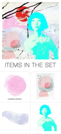 """""""Sans titre #3178"""" by lisa-cuddy ❤ liked on Polyvore featuring art"""