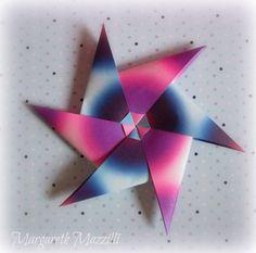 ✶HPBD Star ✶   . Autor: Andrey Hechuev . Instruções de dobra: Jakub Krajewski ( https://www.youtube.com/watch?v=r0YpbW9pXUk&feature=youtu.be . Dobrado por: Margareth Mazzilli  Outubro2015