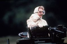 Margaret Thatcher in a tank in Germany, 1986.