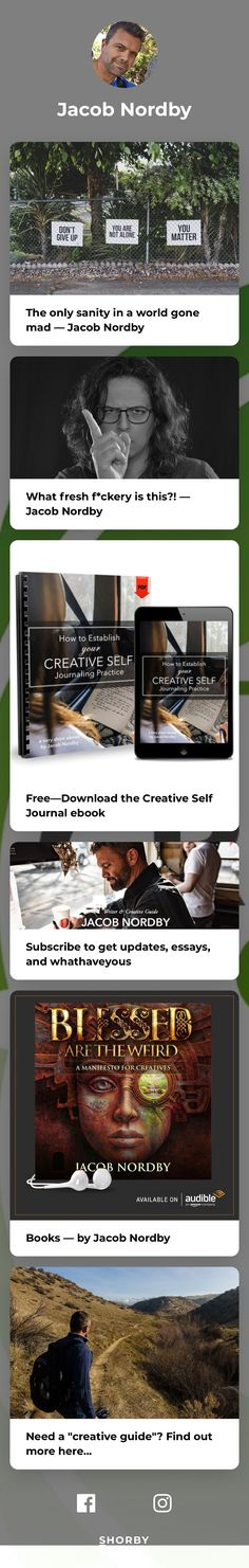 Writer. Third book to release 2020—The Creative Cure. Visit link below for my website, latest essays, creative guidance, & books. FREE EBOOK 👇🏼 Authors, Writers, Book Writer, Free Ebooks, Landing, Third, The Cure, Website, Link