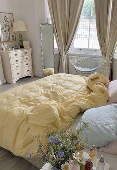 Bedroom Inspo, Bedroom Decor, Dream Rooms, Dream Bedroom, Minimalist Room, Aesthetic Room Decor, New Room, Apartment Design, Yurts