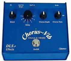 DLS Effects Chorus Vib http://www.area22guitars.com/pedals/dls/dls-effects-ultrachorus-272.html