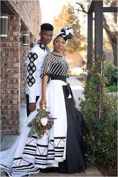 African Bridal Dress, African Wedding Attire, African Attire, African Fashion Dresses, African Dress, Fashion Outfits, Fashion Trends, African Traditional Wedding Dress, Traditional African Clothing