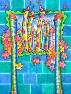 Malerin Sonja Mengkowski Künstlershop www.printart.ch
