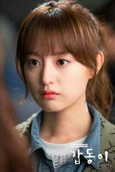 김지원 / Kim Ji Won - Gap Dong on tvN in Friday and Saturday at