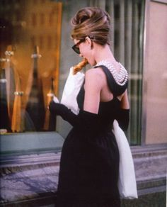 Audrey  Love her so much...and this movie =)