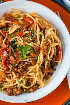 Apron and Sneakers - Cooking & Traveling in Italy and Beyond: Slow Cooker Italian Spaghetti Meat Sauce or Ragù
