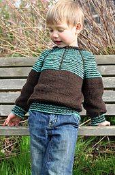Ravelry: Everyday Pullover Sweater pattern by Raya Budrevich