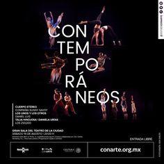 #DANZAconarte Una hermosa gala llena de talento regio y los más etéreos movimientos contemporáneos! #Agosto2017 #EstoEsCONARTE