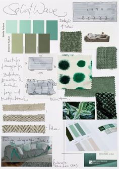 From the moodboard to the finished product with Sophisticated Living - Eclectic Trends boards collage My April Mood Board: How to Create a Color Mood Board - Eclectic Trends Mise En Page Lookbook, Visual Story, Foto Still, Interior Design Boards, Interior Design Sketchbooks, Moodboard Interior Design, Cosy Interior, Fashion Design Portfolio, Branding