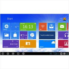 WM8850 Win8 UI 8GB Android 4.0.3 Tablet PC 7 inch VIA 8850 Cortex A9 1.2 GHz