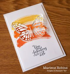Stampin' Up! Australia: Kylie Bertucci Independent Demonstrator: 2016-2017 Annual Catalogue Product Highlight