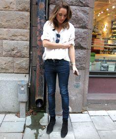 Caroline Sandström » Outfits
