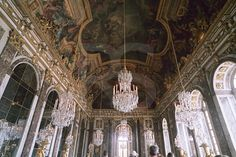 French Palace Interior Design | Keywords: palace,castle,Louis XIV,Marie-Antoinette,king,royal,french ...