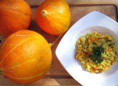 Lahodné jesenné tekvicové rizoto