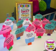 Sweet Tooth Teaching: Open House/ Meet the Teacher Night