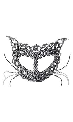 Jewelry Design - Mask with Wirework - Fire Mountain Gems and Beads