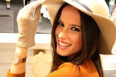 Ayer presentamos la nueva colección Otoño-Invierno 2015-2016, en una fantástica fiesta en la tienda de Gràcia, donde la periodista Alessandra Martín se lució como la nueva Brand Ambassador de Bissú. ¡Espectacular!  #moda #nuevatemporada #newcollection #bolsos #outfit #fashion #bag #backpack #instafashion #complements #accessories #outfitoftheday #accesorios #HashTags #beautiful #beauty  #nuevatemporada #spanishblogger #fashionblogger #otoño #invierno #trendy