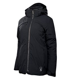 Spyder Womens Haven Down Jacket Black 10 * You can find out more details at the link of the image. This is an Amazon Affiliate links.