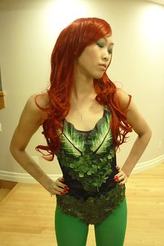 Awesome Costumes For Every Hair Color - redheads. Is it weird that I've already been 4 of them?