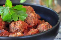 Authentic Italian Meatballs. Photo by SharonChen