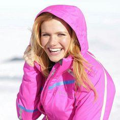 Sports Women, Athletes, Rain Jacket, Windbreaker, Van, Snow, Female, Business, Jackets