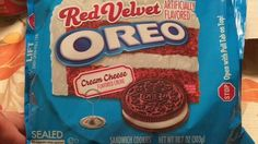 The 'Red Velvet' Oreo is a fake, and here's why