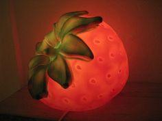 Heico Germany strawberry lamp