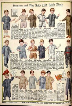 Spring 1918 Sears catalog