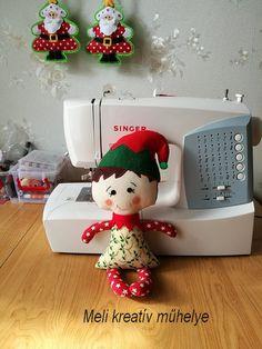 Karácsonyi manócska