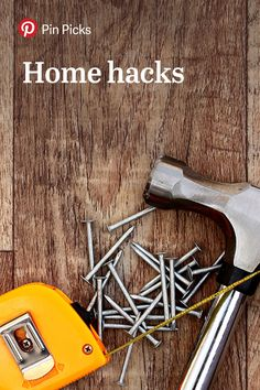 HGTV is all about sprucing up your space, whether it's a palace or a pocket-sized studio. Check out Pin Picks for house hack ideas and room-by-room DIY projects you can knock out in a weekend.