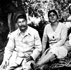 As carefully as Stalin controlled his public image, he could not escape the criticism of his wife, Nadya, one of the few bold enough to stand up to him. Nadya often protested his deadly policies and found herself at the receiving end of Stalin's verbal and physical abuse.