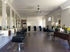 This is What a Hybrid Hair Salon and Art Gallery Looks Like - Racked SF