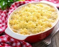 Hachis parmentier de thon facile : http://www.cuisineaz.com/recettes/hachis-parmentier-de-thon-facile-53896.aspx