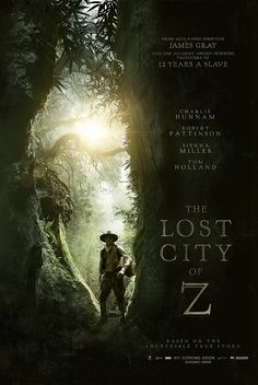 Bande annonce VOST The Lost City of Z - http://www.kdbuzz.com/?bande-annonce-vost-the-lost-city-of-z